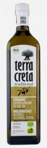 Terra Creta Traditional Organic EVOO 1 L